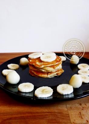 Pancakes Moelleux et léger